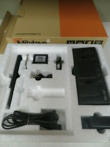 Mitutoyo Sj 210 Profilometer Surface Finish Tester Complete Tested Surftest Nn26