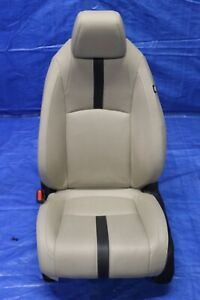 2016 Honda Civic Touring 1 5l Turbo Oem Leather Lh Driver Front Seat 9297