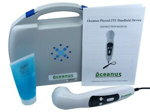Portable Ultrasound Acoustic Wave Therapy Machine By Oceanus For Pain Relief