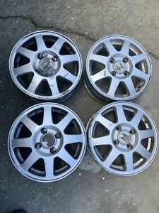 15 Inch Honda Accord 2002 Oem Factory Original Alloy Wheel Rim 63840b
