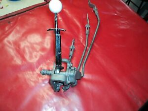 Corvette 1959 1960 1961 1962 Complete 4 Speed Shifter W Linkage 59 60 61 62