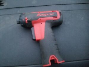 Snap On Cts761a Cordless Screwdriver 14 4 Volt Good Used Free Shipping