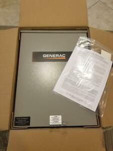 Generac 100 Amp Whole House Automatic Smart Transfer Switch Rxsw100a3 brand New