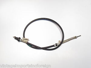 Fiat Strada 5 Speed Carbureted Cars 1979 1980 New Accelerator Cable 4420524