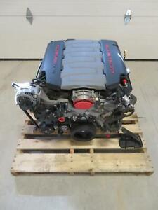 2015 2016 C7 Chevrolet Corvette 6 2l Lt1 Complete Engine Liftout 36k