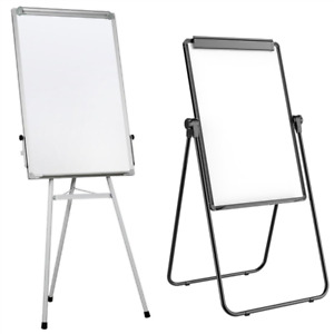 24 X 36 U Stand Whiteboard Magnetic Double Sided Dry Easel Board White Board