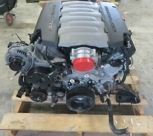 2015 Chevrolet Corvette 6 2l Lt1 Complete Engine Liftout Assembly