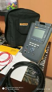 Fluke Esa612 230v Ac Electrical Safety Analyzer Medical Equipment Tester Esa 612