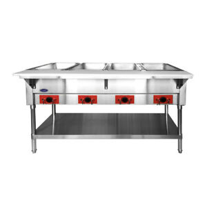 New From Atosa Csteb 5 Electric Steam Table