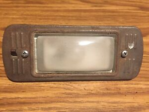 47 48 49 50 51 52 53 54 Chevy Gmc Pickup Truck Roof Top Dome Courtesy Map Light