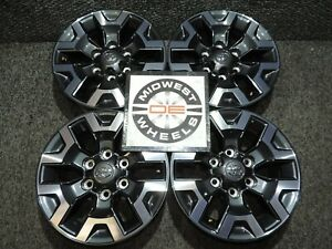 2019 Tacoma Trd Sport 16 Wheels Factory Oe 16x7 25mm 6 Lug Tundra Excellent