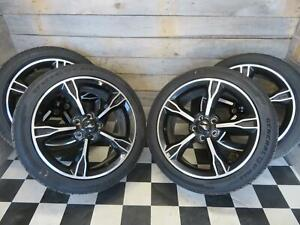 2017 Ford Mustang Gt California Special 19 Inch 5 Spoke Wheels And Tire Set