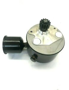 3772717m91 Power Steering Pump For Massey 3774041m91 With 2 Oil Tank 231 240 360