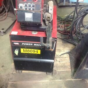 Lincoln Electric Power Wave 455 Welder