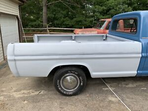 1967 1968 1969 1970 1971 1972 Ford F100 Truck Bed 8 Foot
