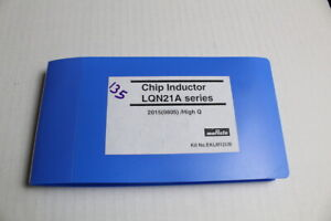 Murata Eklm12ub Chip Inductor Lqn21a Series 0805 Kit