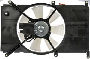 New Engine Radiator Cooling Fan Assembly With Controller Dorman 620 309