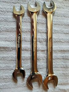 Snap On Vom1011 Vom1214 Vom1315 Open End Wrenches