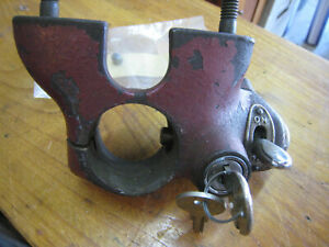 Early Ford Hot Rod Column Drop Ignition Switch And Key Rat Rod