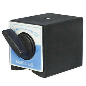 Replacement Magnetic Base Only Holder Holding Power 135 Lbs Dial Indicator