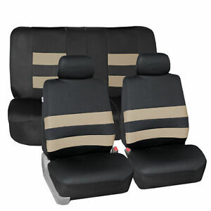 Neoprene Universal Seat Covers For Car Full Interior Set 9 Colors