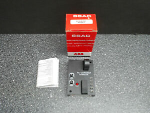 Abb Ecsl4hbh Ac Current Sensor 120vac 10a Res At 240vac Trip Point 5 50a Trip De