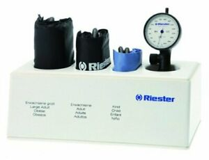 riester 1260 R1 Shock proof Blood Pressure Aneroid With Wall Mount storage Box