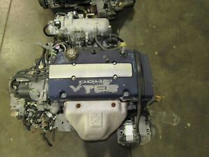 Jdm Honda H23a Vtec Engine Pde Head 2 3l Accord Prelude H22a Engine Only