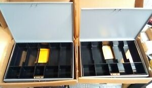 Sparco 15500 Cashboxes 2 pack New Open box