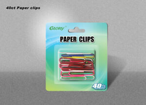 2 Paper Clips Case Of 250