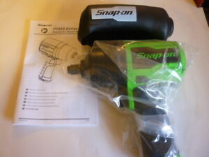 New Snap On Green 1 2 Drive Air Powered Impact Wrench Gun Newest Very Powerful