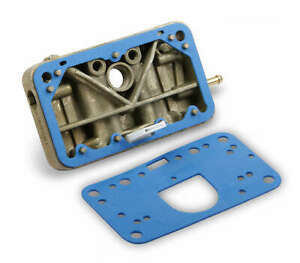 Holley 134 150 Metering Block Kit Cast Zinc
