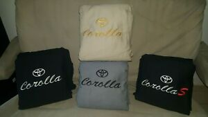 Toyota Corolla 1998 2013 Seat Covers Full Set