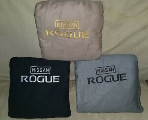 Nissan Rogue 2007 2020 2 Rows Seat Covers Full Set