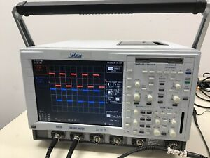 Lecroy Digital Oscilloscope 1 5ghz 4 channel Large 10 Color Screen Tested