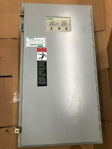 Asco Series 300 Automatic Transfer Switch 104a 240v 2p D00300020104f10f
