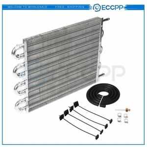 Transmission Cooler With Complete Installation Kit 26 000 Gvw Oc 1405