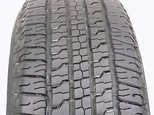 Used P265 65r18 112 T 10 32nds Goodyear Wrangler Fortitude Ht Owl