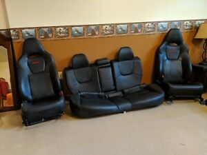Subaru Wrx Leather Seats