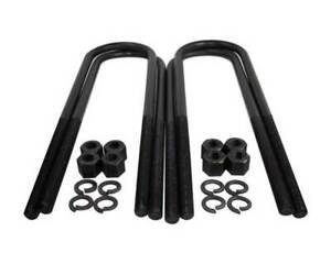 17 5 Round U Bolt Kit For Ford F250 F350 And Excursion Oem Material 2wd 4wd