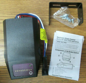 Raybestos Voyager Xp 761 9035 Electric Trailer Brake Control For 1 4 Axles