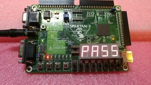 Digilent Xilinx Spartan 3 Fpga Starter Board With Jtag3 spi Cable power Supply