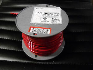 Cme Wire And Cable 14 Awg Strand 500 Ft Thhn Or Thwn Or Mtw