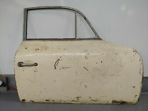Used Original Genuine Porsche 356b T 5 Coupe Passengers Door Assembly Nla 7