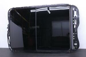 Vw Touareg 7p 11 17 Front Rear Sunroof Sun Roof Glass Track Frame Assembly Oem