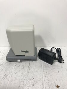 Swingline 690e Electric Desktop Stapler W ac Power Supply Tested Working Clean
