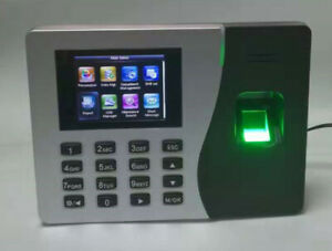 Card Fingerprint Time Clock Fingerprint Time Attendance With Rfid Card