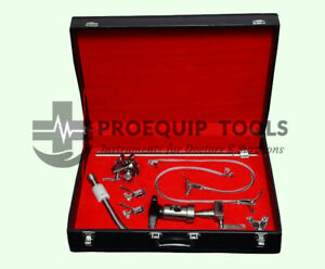Leyla Brain Retractor With Fixation System Neurosurgery Instruments