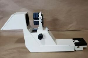 Zeiss Axiovert 35 100 135 Microscope Lamp Condenser Holder Rack Polarizer Arm