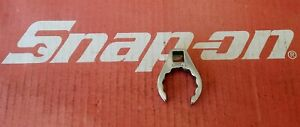 Snap On Tools 3 8 Drive 1 Gm Fuel Filter 12pt Flare Nut Crowfoot Wrench S9713a
